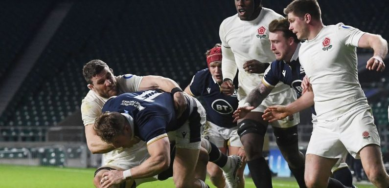 England 6-11 Scotland: Blame us not the boss for Calcutta Cup flop says Itoje