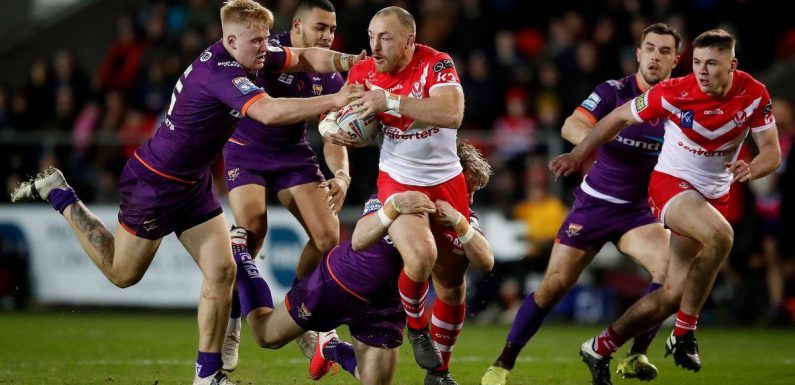 James Roby on retirement plans, World Cup hopes and his remarkable tackling stat