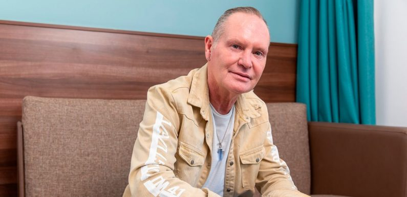 Paul Gascoigne quits social media after admitting he had become 'addicted'
