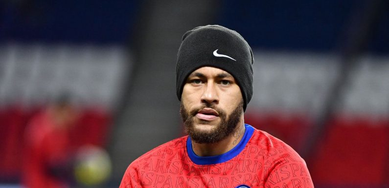 Neymar to sign new PSG contract tying Brazil superstar down until 2026