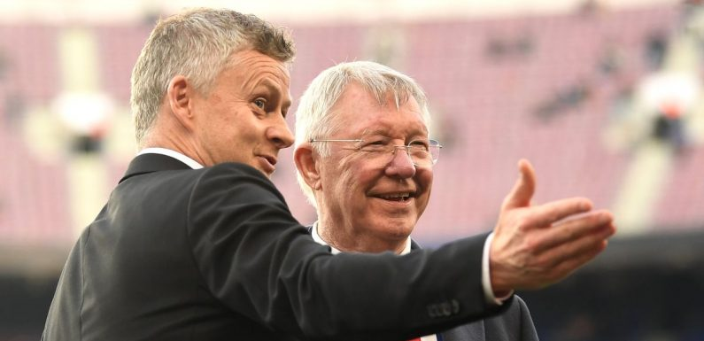Solskjaer has found his own version of Ferguson's 'first name on the teamsheet'