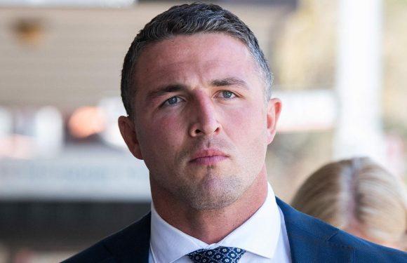 Burgess arrested after alleged drug test