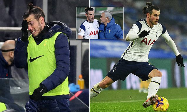 OLIVER HOLT: Where is Gareth Bale's hunger to prove himself?