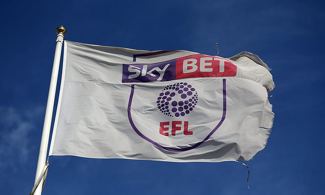 EFL salary cap for Leagues One and Two scrapped