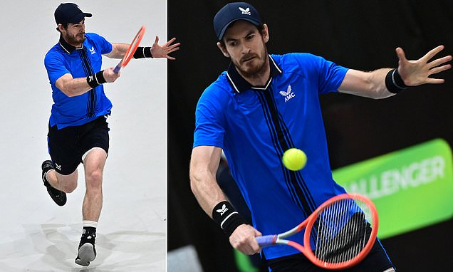 Andy Murray beats Marterer on return to action in Italian Challenger