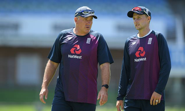 NASSER HUSSAIN: Silverwood and Root have given England identity
