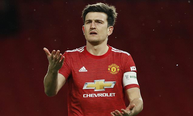 Harry Maguire says United showed 'great mentality' to beat West Ham
