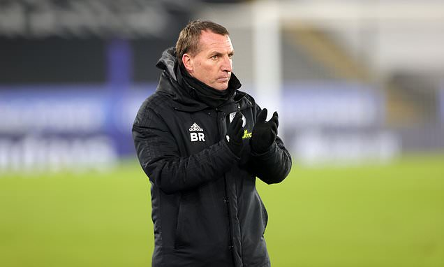 Brendan Rodgers is targeting more FA Cup success