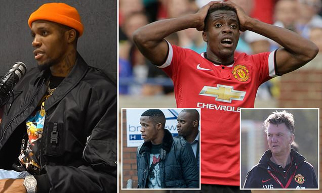 Wilfried Zaha opens up on his depression at Man United