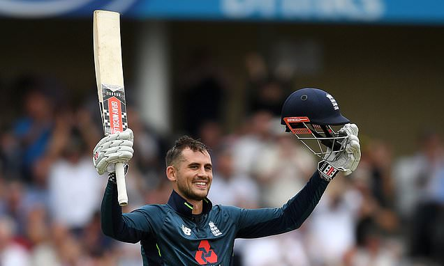 Hales given England lifeline as they 'might consider' T20 camp invite