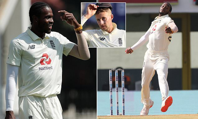 Jofra Archer ruled OUT of England's second Test against India