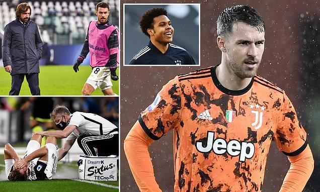 Aaron Ramsey has never adapted to Italian football