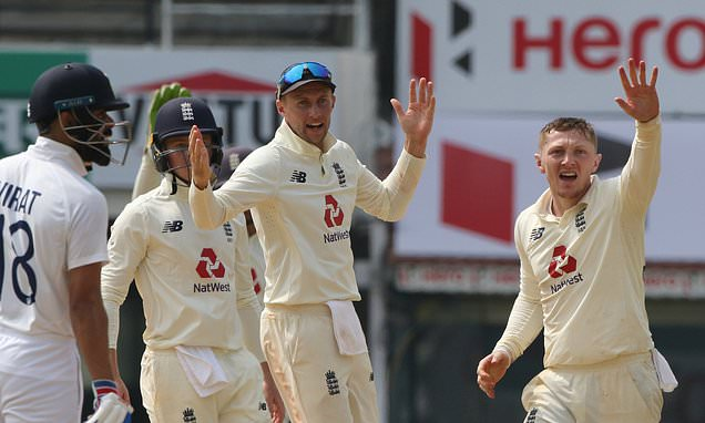 England relaxed over the return of fans for second Test in Chennai