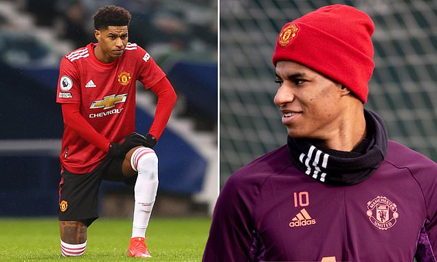 Rashford calls on positives of social media to help end online abuse