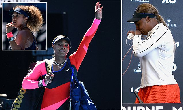 Serena Williams isn't feared by younger generation of tennis stars