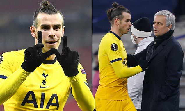 Jose Mourinho subbed Gareth Bale to keep him fresh for West Ham clash