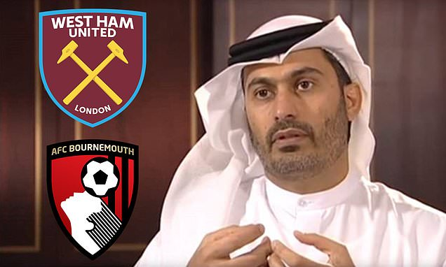 Derby's prospective new owners tried to buy West Ham and Bournemouth
