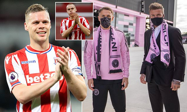 Stoke confirm Shawcross departure with move to Inter Miamiimminent