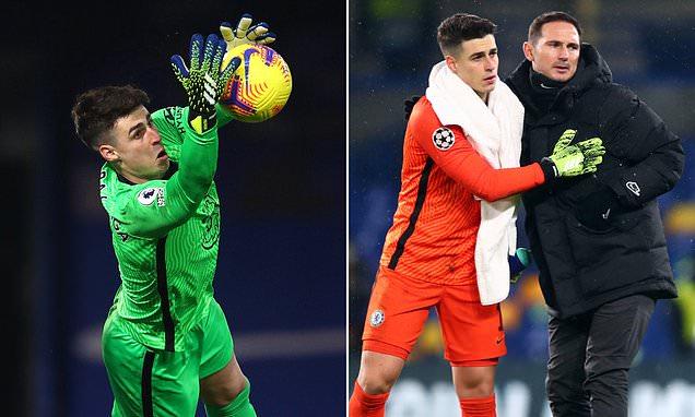 Kepa Arrizabalaga says he's 'no longer afraid' at Chelsea
