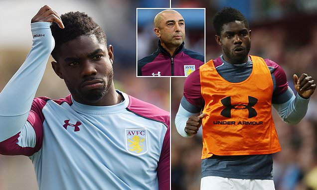 Micah Richards: Di Matteo did not let me join West Ham from Villa