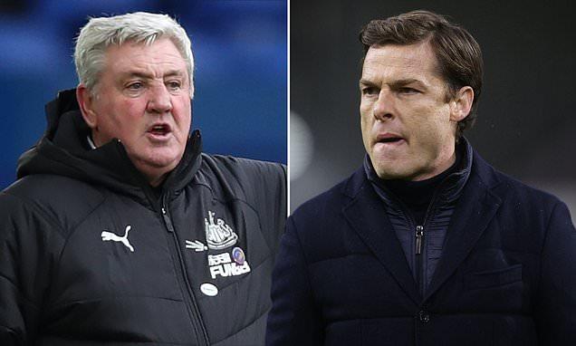 Bruce dismisses Parker's claim over relegation battle