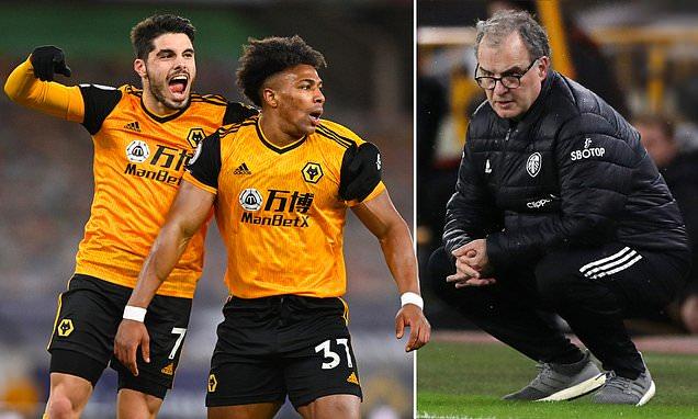 Leeds boss Bielsa bemoans their failure to capitalise on chances