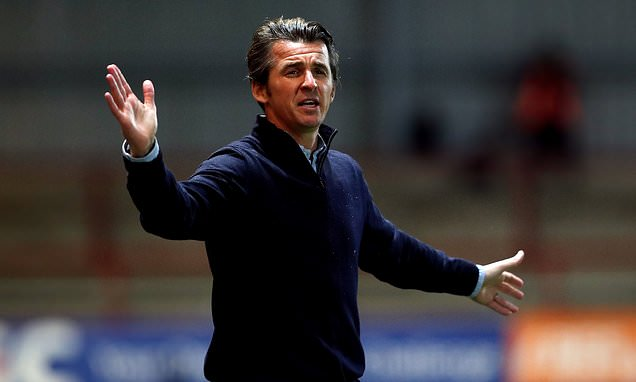 Bristol Rovers expected to appoint Joey Barton as new head coach