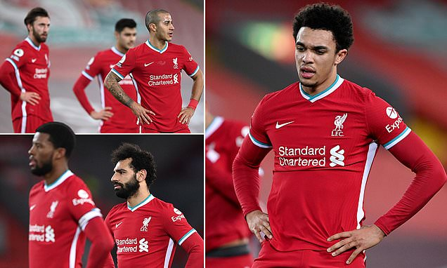 Alexander-Arnold: We have 'fallen into a trap' of expecting to win