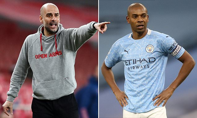 Fernandinho: I have not been offered coaching role by Manchester City