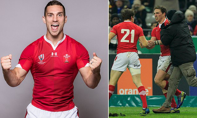 'Man Child' North is all grown up and on the brink of his 100th cap