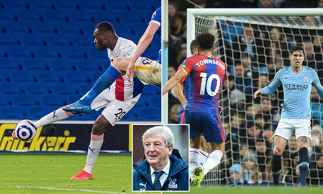 Palace are masters of the smash-and-grab since Hodgson's arrival