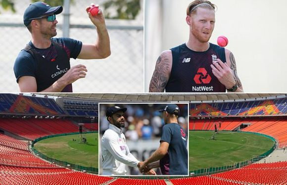 India vs England third Test set to be battle of the swingers