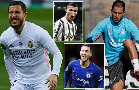Poyet: Hazard suddenly looked OLDER after joining Madrid from Chelsea