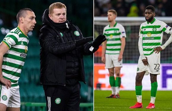 Celtic captain Brown insists players 'responsible' for Lennon exit