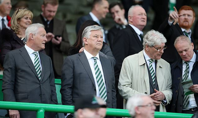 Celtic 'are keen to appoint a sporting director in board reshuffle'