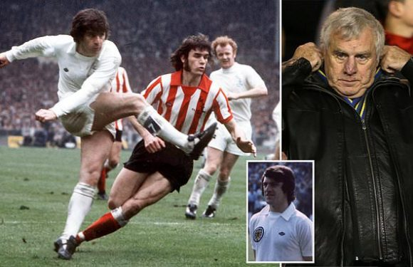 Leeds: Record scorer Lorimer is in hospice due to long-term illness