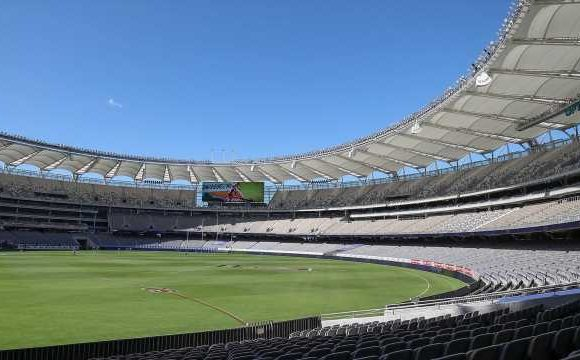 Man charged after allegedly 'driving recklessly' onto stadium oval