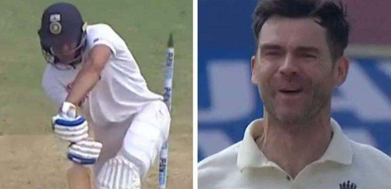 Cricket world stunned by veteran's magic