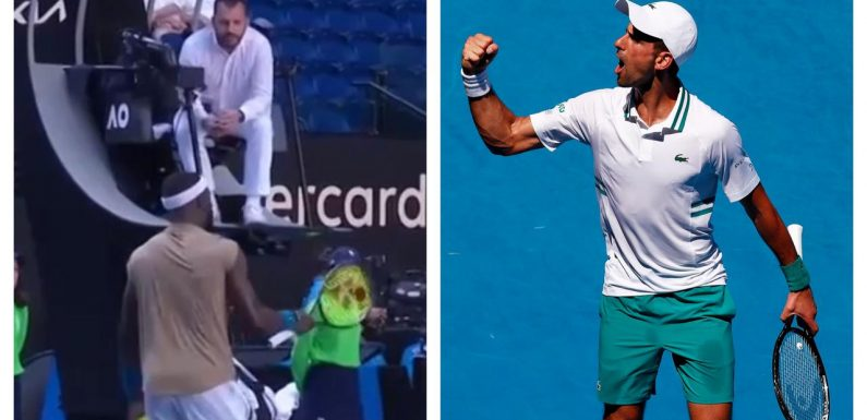 LIVE: 'Nobody can tell me he's trying' – Tomic slammed over 'cringeworthy' loss