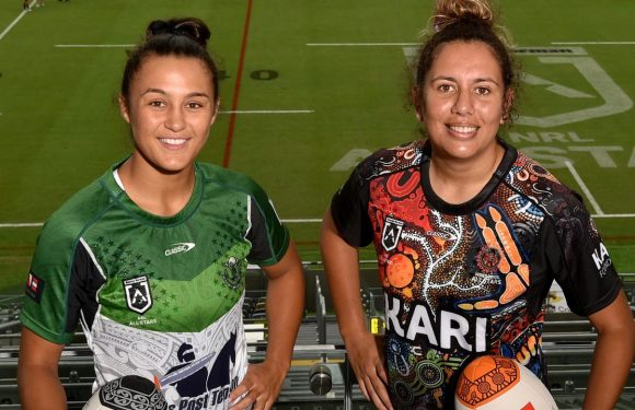 Indigenous All Stars skipper Tallisha Harden has a simple recipe for success on big stage