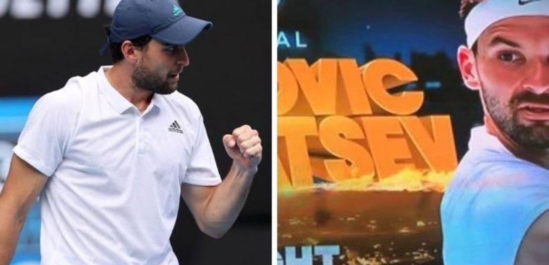 Australian Open semi-finalist Aslan Karatsev disrespected by Channel 9 howler