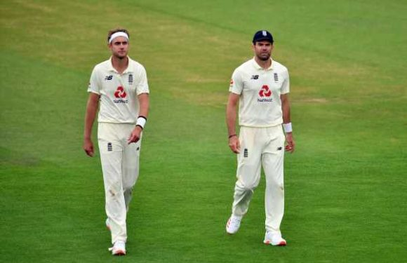 England could unleash James Anderson and Stuart Broad together in day-night third Test against India