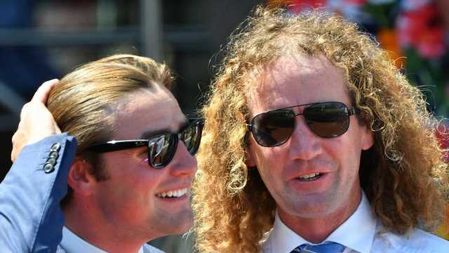 Victoria's leading trainers Ciaron Maher and David Eustace could have three chances in $1 million Australian Guineas