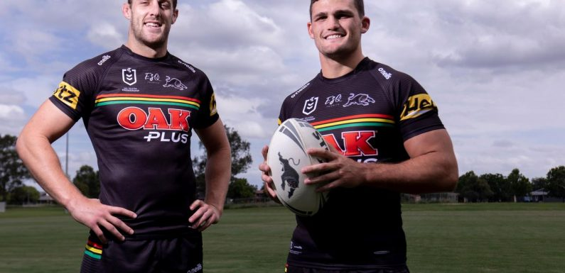"""Nathan Cleary and Isaah Yeo a """"natural"""" fit as Penrith co-captains for the 2021 NRL season"""