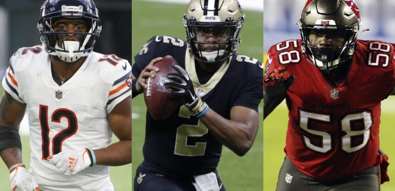 2021 NFL free agency: Nine players who CANNOT hit the open market