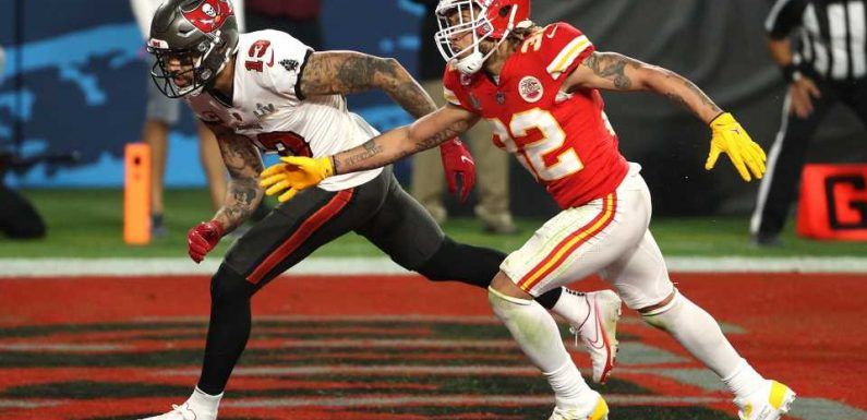 Andy Reid's timeouts, questionable pass interference burn Chiefs on big Buccaneers TD drive