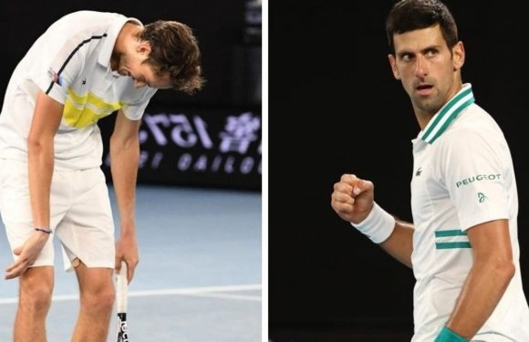 Novak Djokovic exposes grim truth after pitiful Australian Open implosion