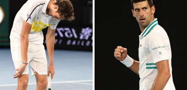 Novak Djokovic exposes grim truth after pitiful Australian Open implosion