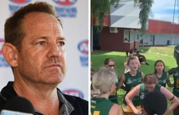 Footy boss admits violence out of hand after 'disgraceful' carpark brawl