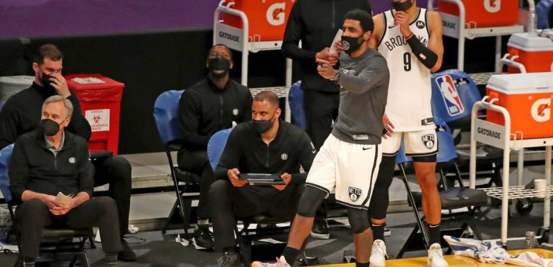 Incomplete Brooklyn Nets are scary good, just ask the Western Conference